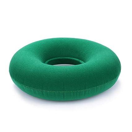 Cojín de asiento Hmj inflable con forma de anillo para asiento con ...
