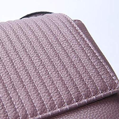 Salvaje Pink Borla Retro Purple Bolso Color Mensajero Otoo Hombro Invierno Negro e vFpYpng