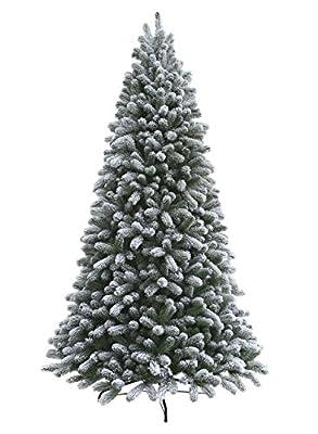 KING OF CHRISTMAS King Flock Christmas Tree