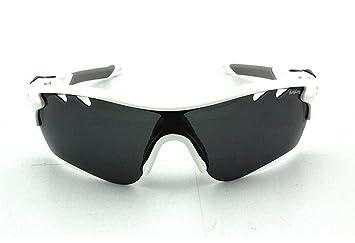 JJH-ENTER Gafas deportivas al aire libre Equitación ordenador personal Material Lentes polarizados Alpinismo Pescar