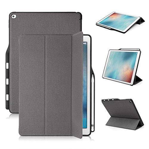 san francisco 8fb21 c5b45 iPad Pro 12.9 Case with Apple pencil holder - Maxace ultra - Import It All