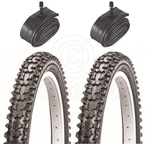 2 neumáticos bicicletas neumáticos de la bici - bicicleta de ...