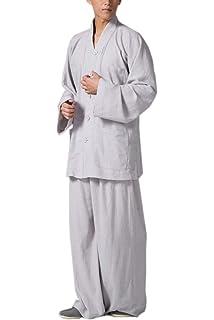 Amazon.com: katuo Hombres Casual trajes tradicionales de la ...