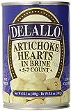 DeLallo Artichoke Hearts, Net Wt. 14.1 Unit (Pack of 6)