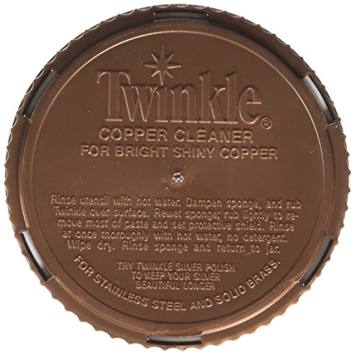 Malco 4.4 Oz Twinkle Copper Cleaner  75105,  4