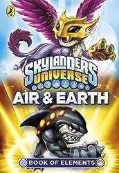 Skylanders Book of Elements: Air and Earth