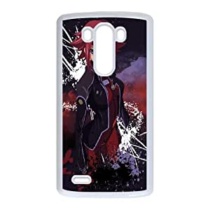 Code Geass LG G3 Cell Phone Case White Customized Gift pxr006_5242637