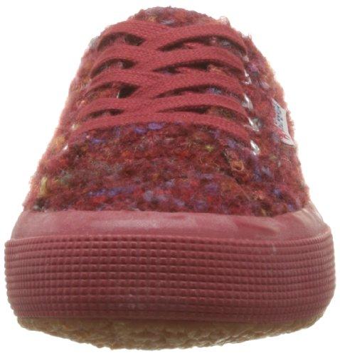 970 Superga Red bajos S006NF0 para Rojo mujer Zapatos 7 2750 FANTASYW CCqZwBp