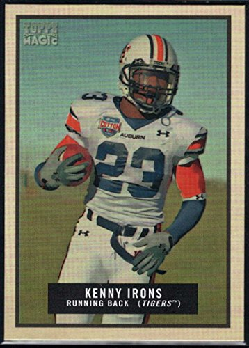 2009 Topps Magic Football #18 Kenny Irons SP Short Print Official NCAA Trading Card From Topps ()