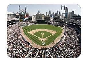 MBL Detroit Tigers Stadium Design Neoprene Mouse Pad