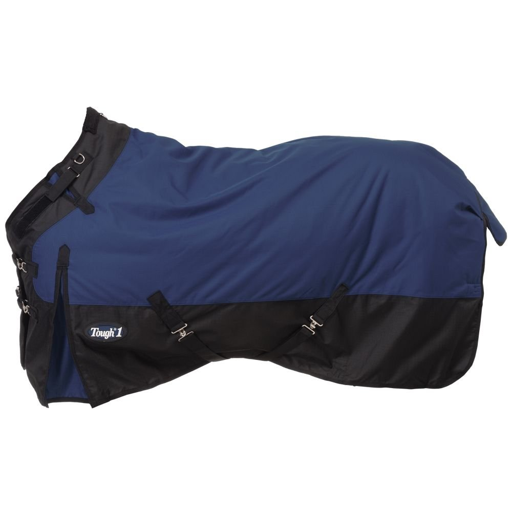 Tough-1 1200D Snuggit Turnout 300g 78In Navy