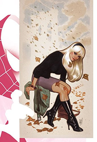 Spider-gwen #1 Variant Cover By Adam Hughes 1 in 100 pdf epub