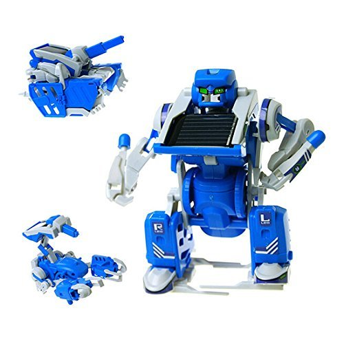 3 in 1 solar robot - 4