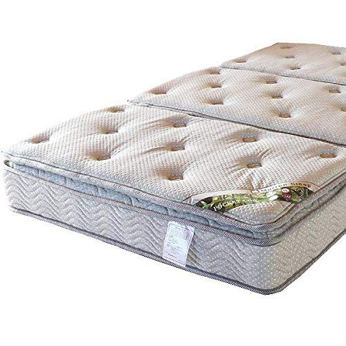シングル ベッドマットレス ポケットコイル [並行輸入品] B07DFGNB8C