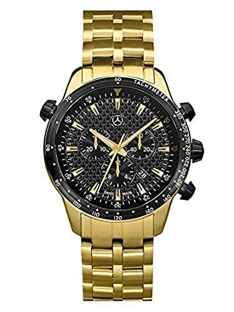 msp chrono gold edition gold black stainless steel mens watch msp chrono gold edition gold black stainless steel mens watch carbon pvd