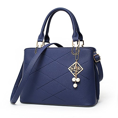 Shoulder Tote Designer Blue Satchel Womens Purses Ladies Bag And Handbags Bags OqYnAw8g