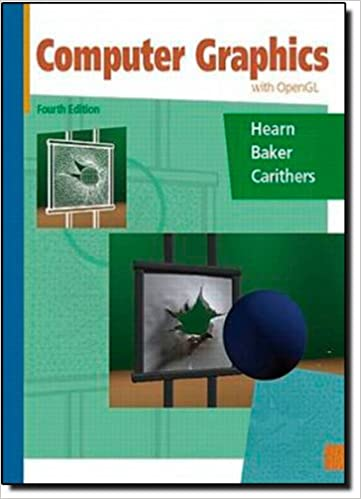 computer graphics with open gl 4th edition pearson