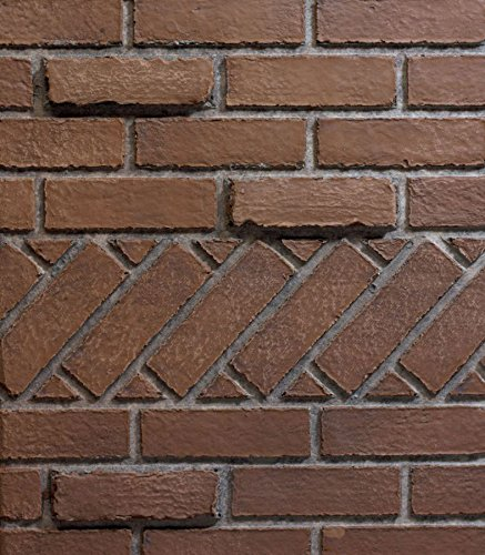 Ceramic Fiber 36 inch Liner for Deluxe Fireboxes - Banded Brick