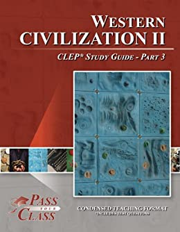 CLEP Western Civilization I: Study Guide & Test Prep ...
