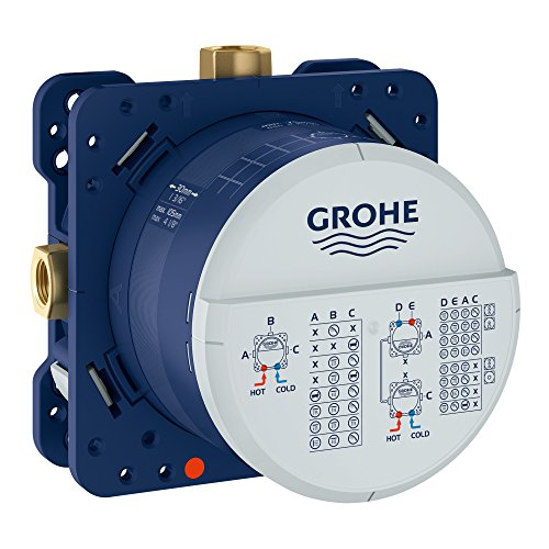 Grohe 35601000 Rapido Smartbox Universal Rough-In Box