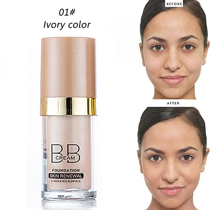 Perfect BB Cream Face Care Foundation Base Long Lasting