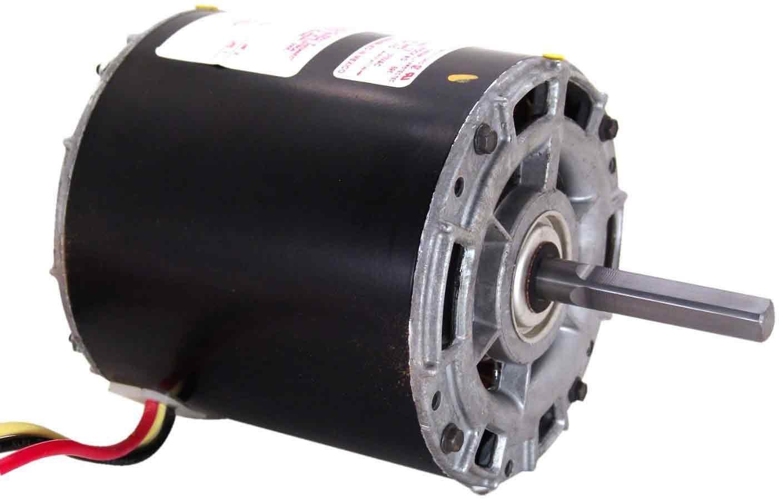 AO Smith 90 5.0-Inch Frame Diameter 1/8 HP 1050 RPM 115-Volt 5.2-Amp Sleeve Bearing Blower Motor