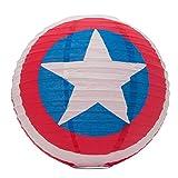 Marvel Comics Paper Light Shade Captain America 30 cm Groovy Decorazioni
