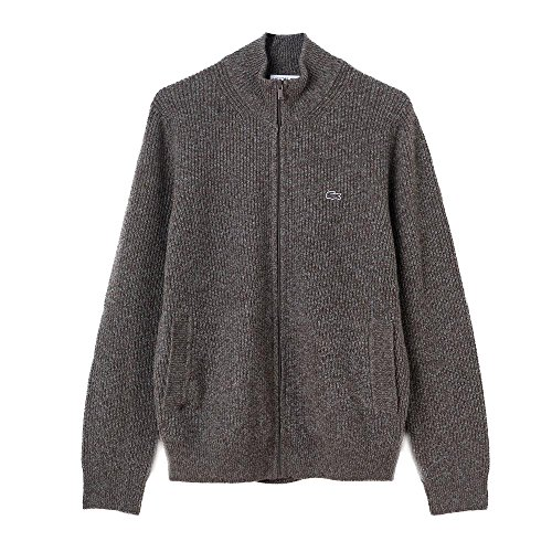 Ah9870 Lacoste Giacche Grey t35 4 t4 Hombre 88zqwIP