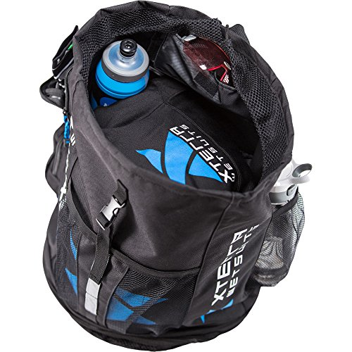 Xterra Wetsuits - Tripack Transition Bag - Versatile Backpack w/Waterproof Compartment for Gym, Workout, Sports by Xterra Wetsuits (Image #2)