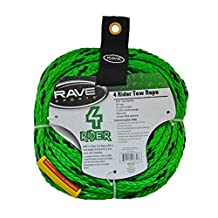 RAVE Sports 02332 4 Rider Tow Rope