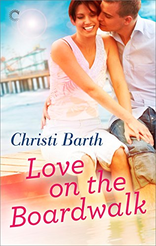 book cover of Love on the Boardwalk