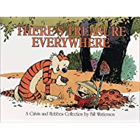 There's Treasure Everywhere, 15: A Calvin and Hobbes Collection