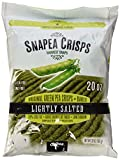 Harvest Snaps Snapea Original Green Pea Crisps, Baked and Lightly Salted, 20 Ounce