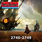 Perry Rhodan: Sammelband 35 (Perry Rhodan 2740-2749) | Christian Montillon,Leo Lukas,Michelle Stern,Verena Themsen,Uwe Anton,Marc A. Herren