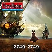 Perry Rhodan: Sammelband 35 (Perry Rhodan 2740-2749) | Christian Montillon, Leo Lukas, Michelle Stern, Verena Themsen, Uwe Anton, Marc A. Herren
