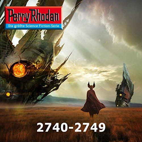 Perry Rhodan, Sammelband 35: Perry Rhodan 2740-2749 (Marc Jacobs Herren)