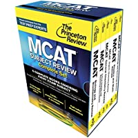 Princeton Review MCAT Subject Review Complete Box Set: New for MCAT 2015