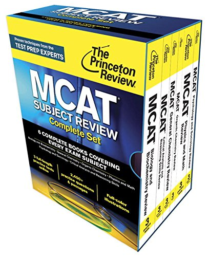 Mcat review