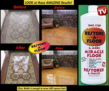 Amazon Restore A Floor Floor Finish Wood Floor Polish And