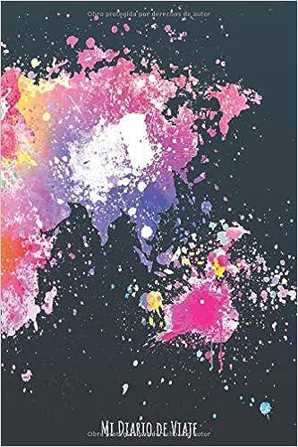 Amazon.com: Mi Diario de Viaje: 100 páginas con líneas ...