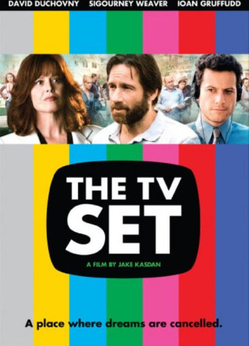 The TV Set by DUCHOVNY,DAVID