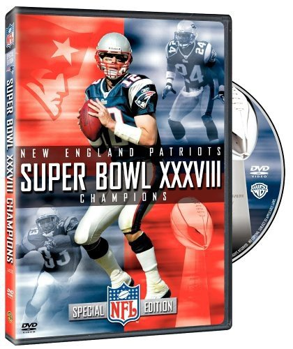 NFL Films - Super Bowl XXXVIII - New England Patriots Championship - Xxxviii Super Bowl