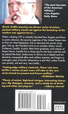 By Order of the President (Presidential Agent Novels)