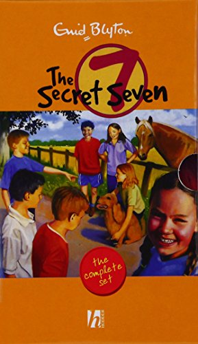 Secret Seven Complete Boxset
