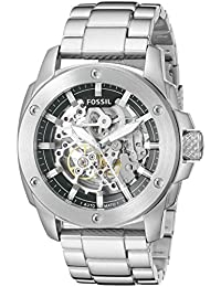 Men's ME3081 Modern Machine Automatic Stainless Steel Watch