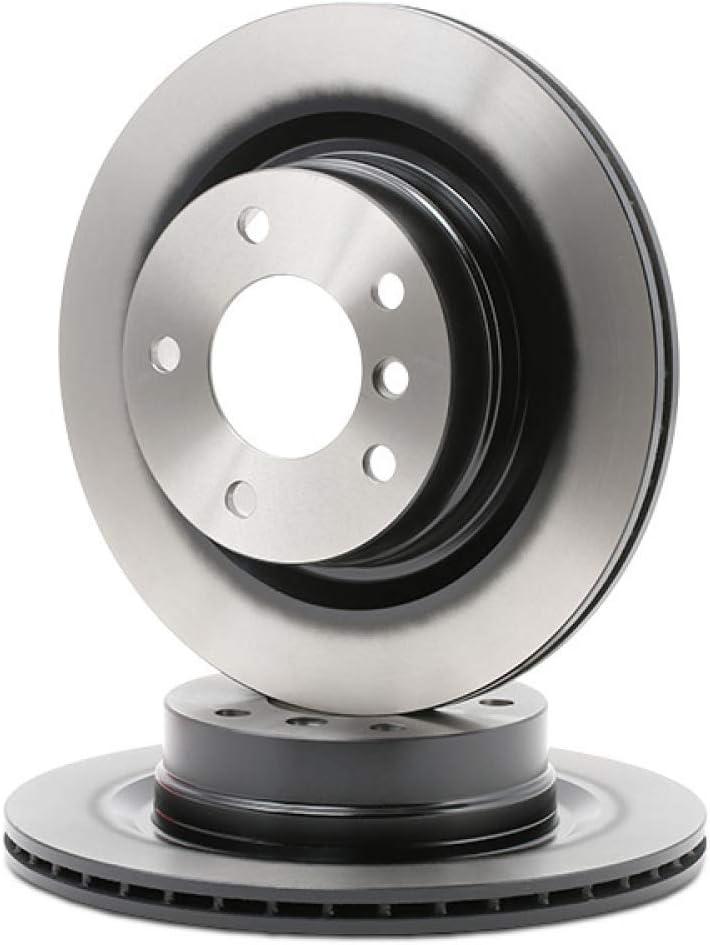 TRW DF4450 2x Disque de frein arri/ère
