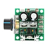 10A PWM DC Motor Governor,12V-40V PWM Motor Speed Controller, with Fuse Tube,Quick Wire,for Controlling The Speed of Motor