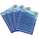 Sani Sticks (Blue), As Seen on TV Drain Cleaner and Deodorizer, Scented, Pack of 12