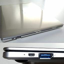 Amazon Co Jp Win 10搭載 Jumper Ezbook X4 ノートパソコン ノートブック 14 1インチ バックライトキーボード Ipsワイド液晶 6gb Ddr3l 128gb Emmc 19 1080 Fhd Celeron Apollo Lake J3455 64bit クアッドコア 高級金属シェル 軽薄型 90mahバッテリー付き 2 4