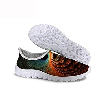 Piup - Zapatos para Mujer con Estampado Animal en la Playa ...